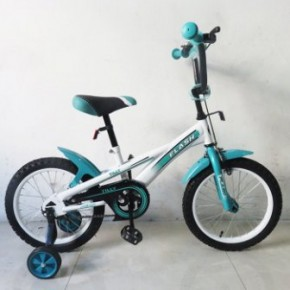 "Велосипед TILLY FLASH 16"" T-21646 Turquoise /1/"