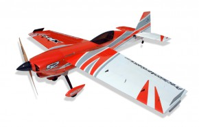 Самолет р/у Precision Aerobatics XR-52 1321мм KIT (красный)
