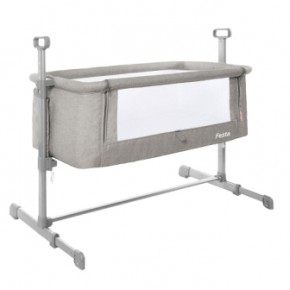 Кроватка детская CARRELLO Festa CRL-8401 Neutral Grey/1/